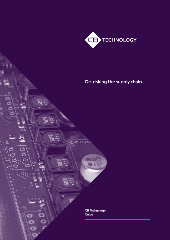 CB Technology De-Risk Guide Cover